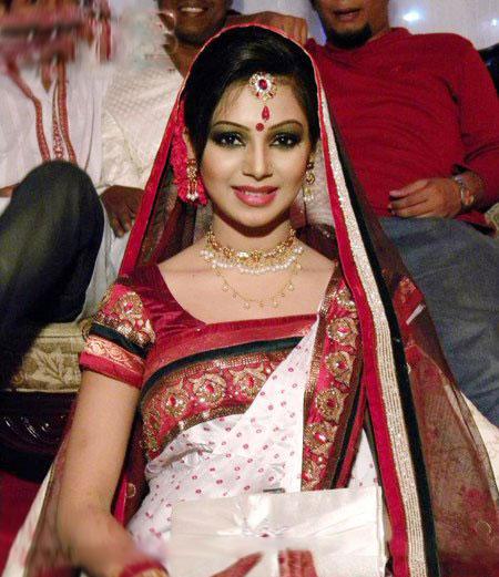 Sadia Jahan Prova: Bangladeshi Celebrity Wedding