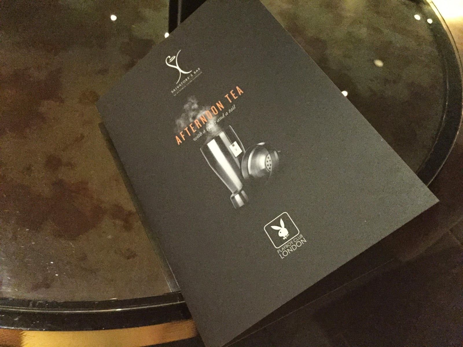 Playboy Club Afternoon Tea