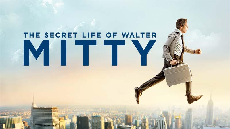 #Filmes: A Vida Secreta de Walter Mitty - Maze Amazing