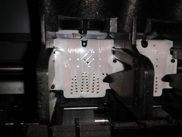Conectores de impresora HP