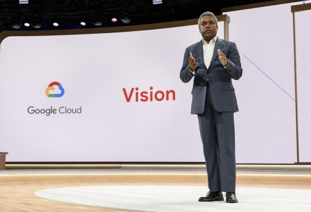 Google Cloud dengan CEO dan Strategi Baru