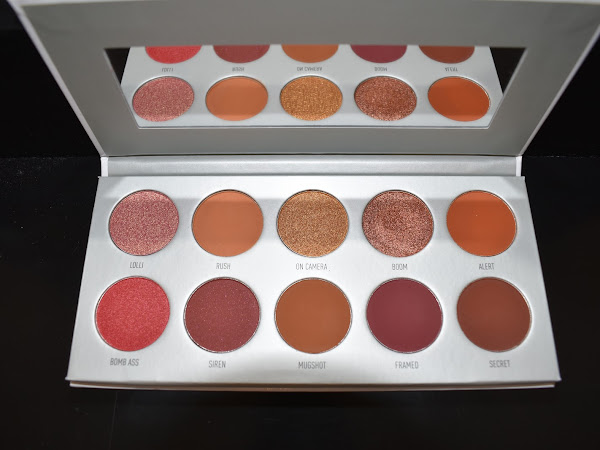 Jaclyn Hill x Morphe Palette Review {Ring The Alarm}