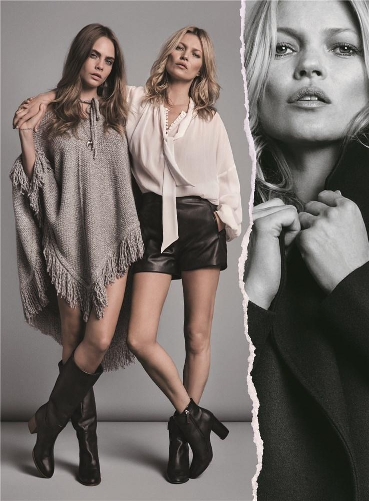Mango Campaign for Fall 2015