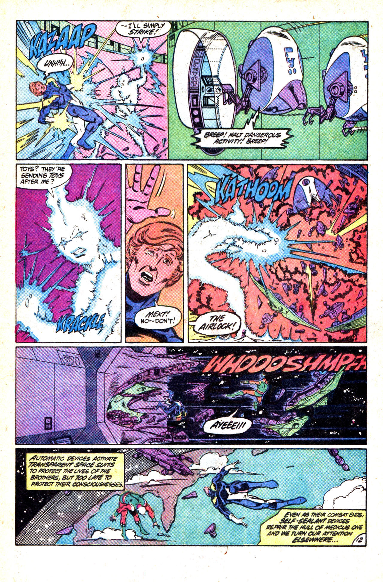 Legion of Super-Heroes (1980) 302 Page 16
