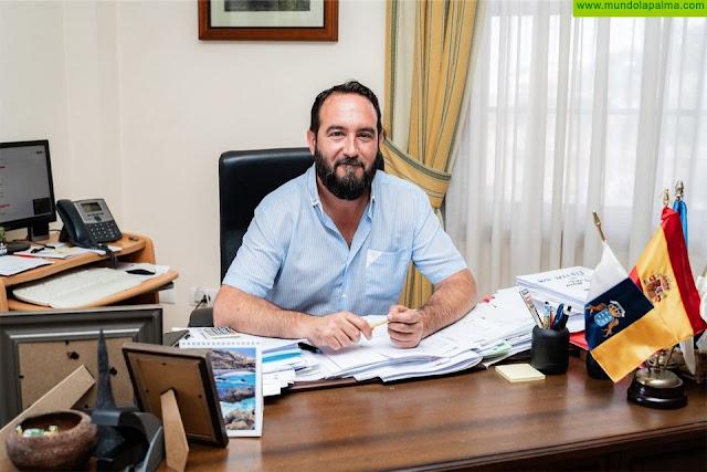 El Ayuntamiento de Tijarafe priorizará el pago a proveedores, para inyectar capital en la economía del municipio