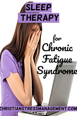 Sleep Therapy for Chronic Fatigue Syndrome Treatment