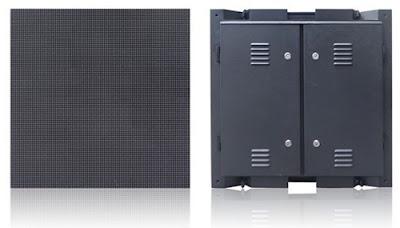 Thi công màn hình led p2 module led chính hãng tại Cà Mau