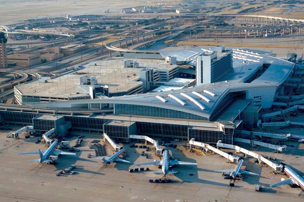 Bandara Internasional Dallas-Fort Worth