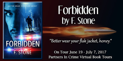 Forbidden by F. Stone Giveaway