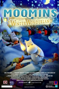Watch Moomins and the Winter Wonderland Online Free in HD