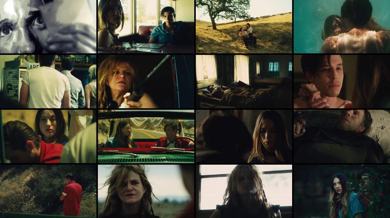 Dangerous Getaway 2016 DVDRip 480p 250MB Screenshot