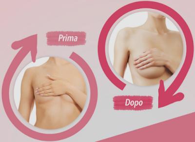SenoMax Crema Gel per aumentare volume del seno e rassodare naturalmente