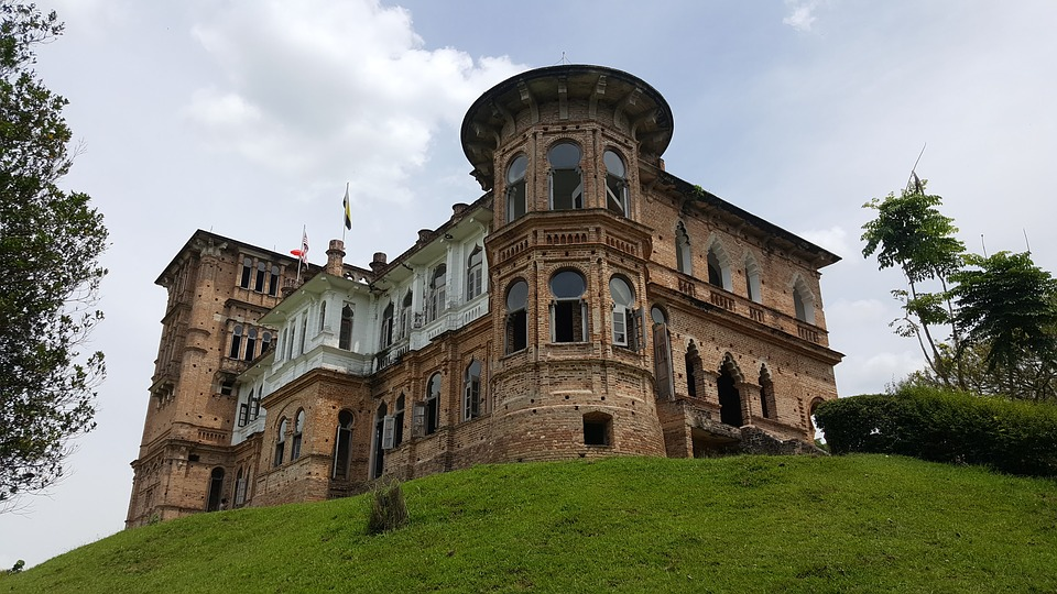Kellie castle Malaysia