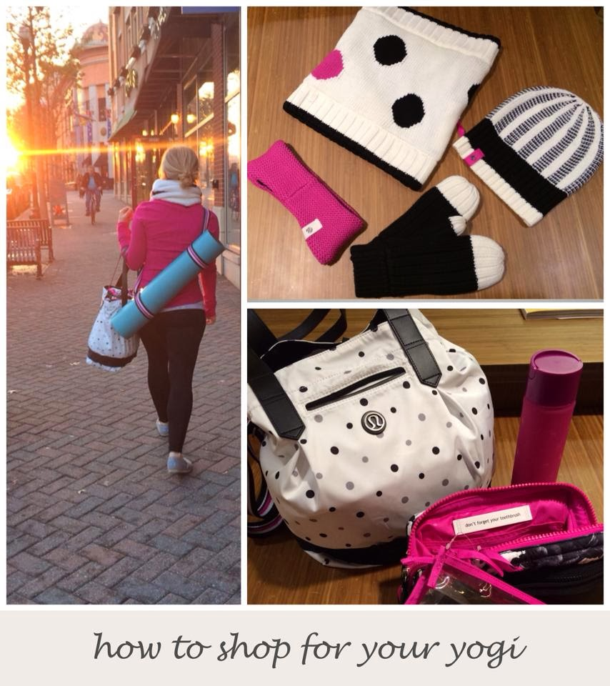 Lululemon Addict Accessories Vinyasa Bags Mittens