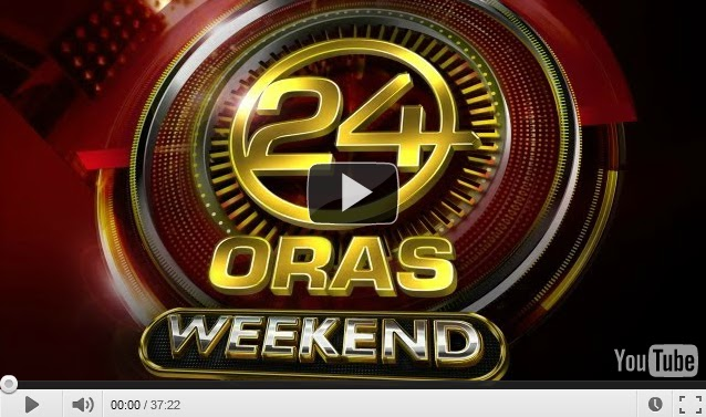 Turtz on the Go: REPLAY: 24 Oras Weekend Live Stream ...
