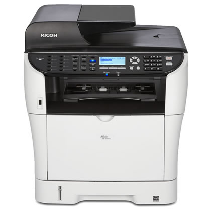 Ricoh Aficio SP 4110N-KP Multifunction PS Windows 8 X64 Driver Download