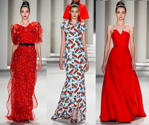 894607af5f Fantasy Fashion Design: Carolina Herrera CH colección de moda otoño ...
