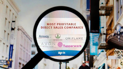 Most Profitable Direct Selling Companies