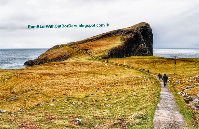 Neist Point, Isle of Skye, Scotland, UK