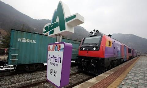 【旅游贴士】韩国旌善阿里郎观光列車 A-Train| 观光列车带你走遍韩国旌善旅游景点