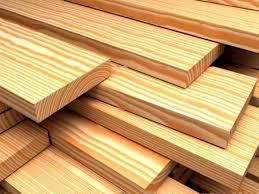 بعض أنواع الأخشاب Some types of wood