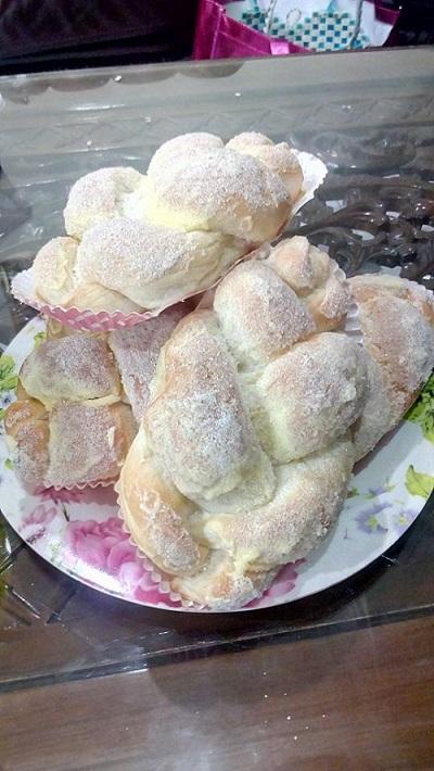 Resepi Roti Butter Golok Viral!!