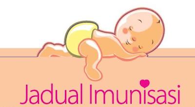 jadual suntikan bayi