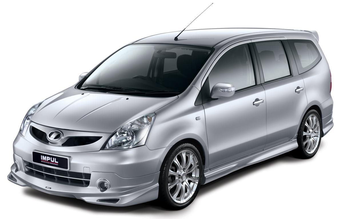 Nissan Grand Livina Kit Impul Amry s Blog