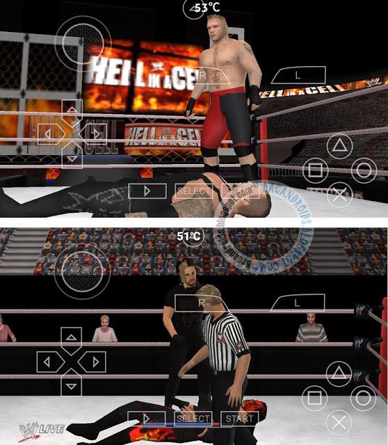 SmackDown VS RAW 2K14 ISO PPSSPP