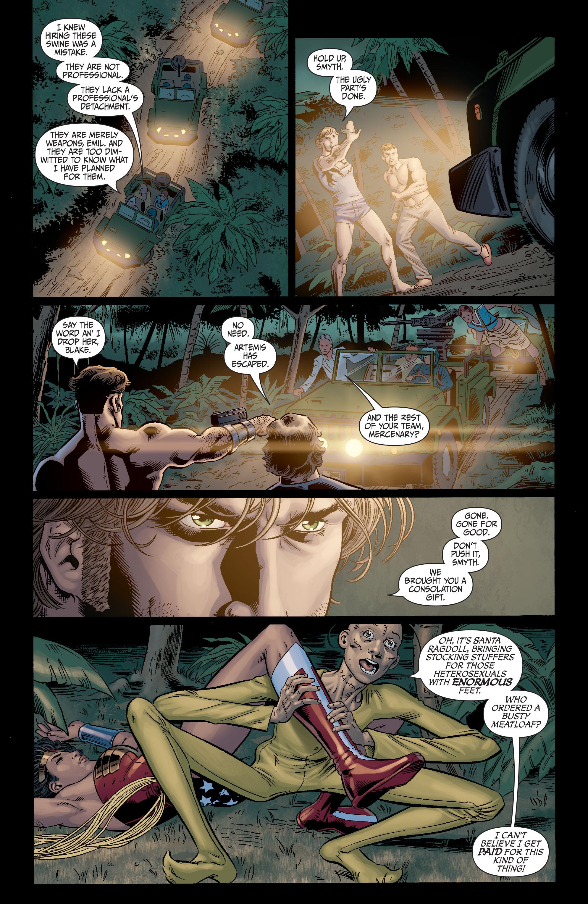 Read online Secret Six (2008) comic -  Issue #12 - 17