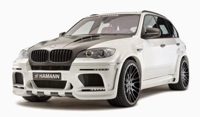 Foto Modifikasi Mobil BMW Hamann