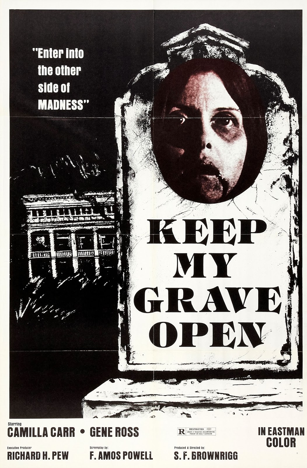 Keep My Grave Open (1976) - Review