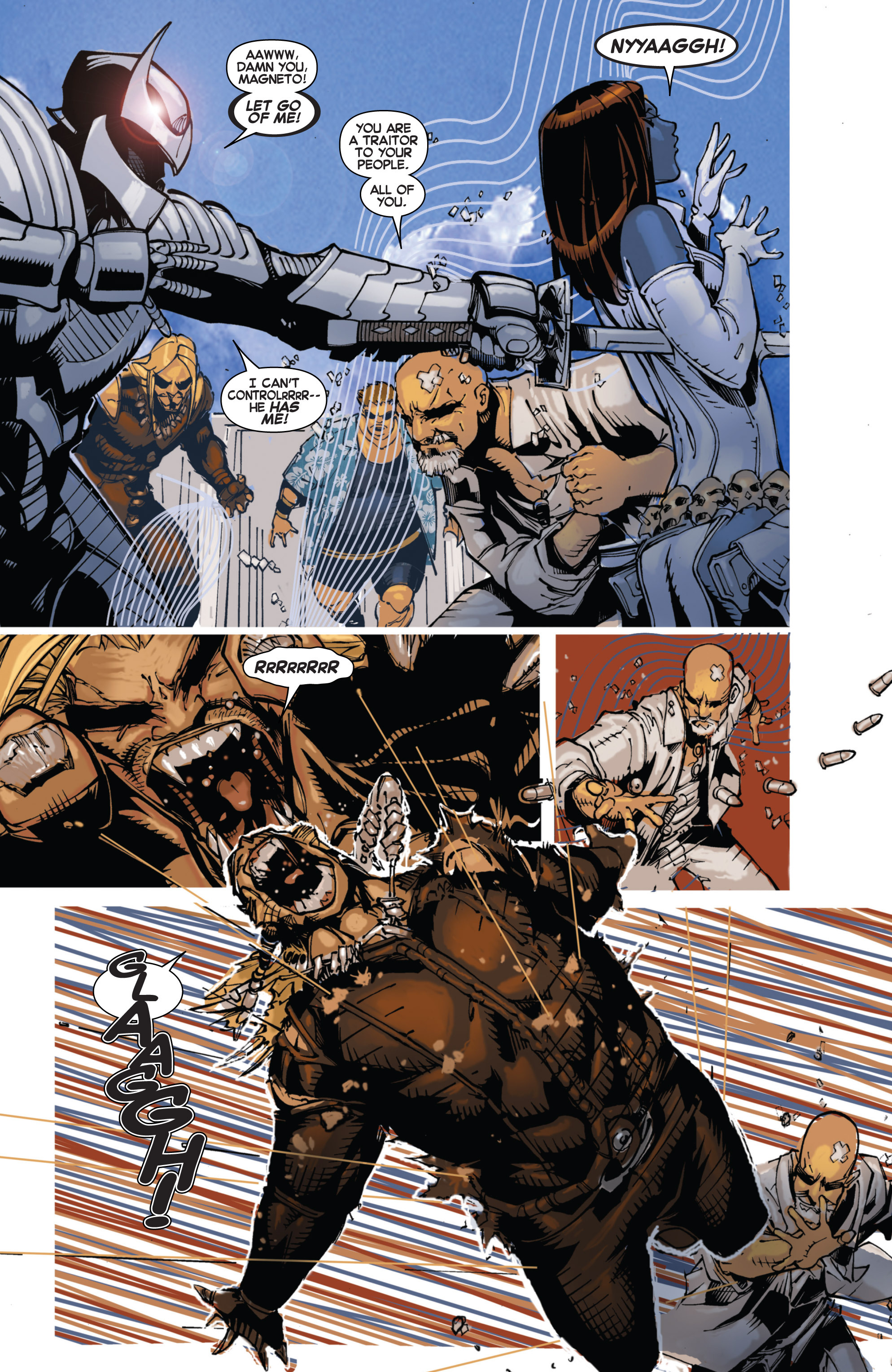Read online Uncanny X-Men (2013) comic -  Issue #16 - 18