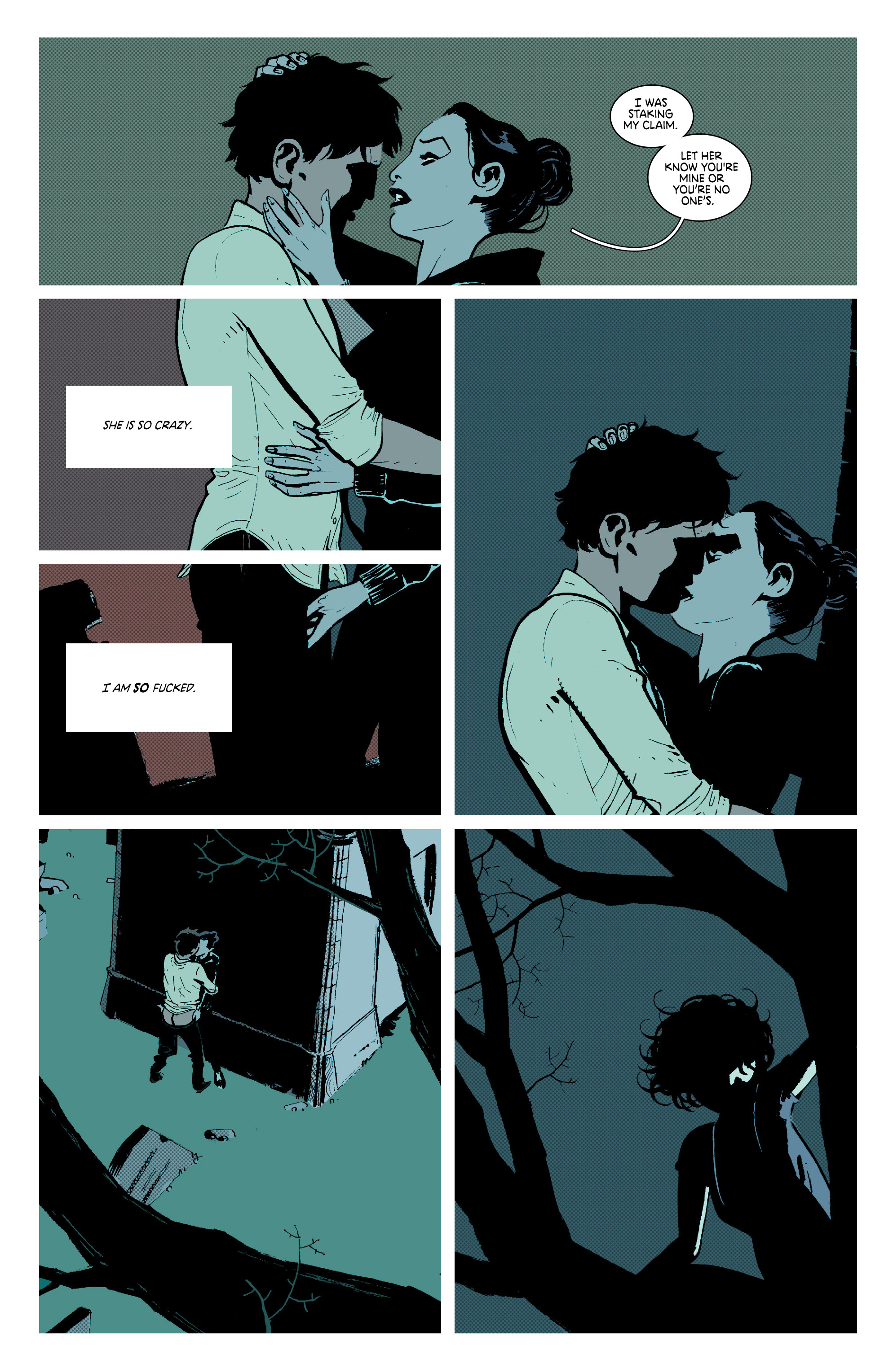 Read online Deadly Class comic -  Issue #7 - 20