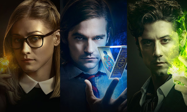 The Magicians Amazon