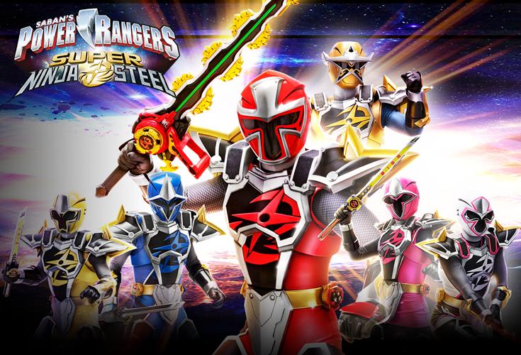 Power Rangers Universe Br