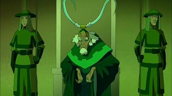Libro 1: Agua, Capítulo 5: El Rey de Omashu - Avatar: La leyenda de Aang