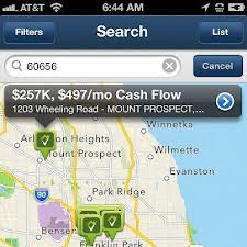 mobile real estate app on Shark Tank