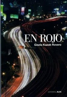 Carátula de En Rojo (Gisela Kozak 2011)
