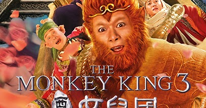 Blood Brothers The Monkey King 3 2018