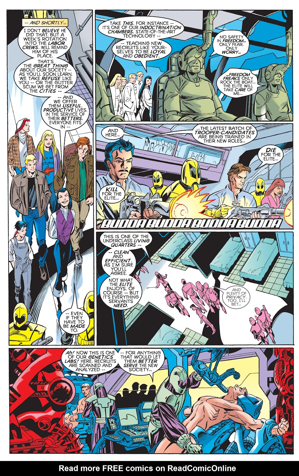 Read online Hawkeye & The Thunderbolts comic -  Issue # TPB 1 (Part 3) - 16