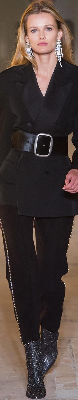 Isabel Marant Johna Double Breasted Wool Jacket