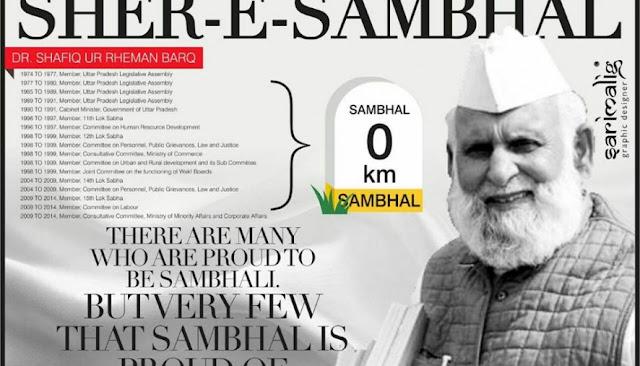 Dr. Shafiqur Rahman Barq Sambhal