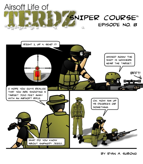AIRSOFT SNIPER RIFLES - Page 5Airsoft Sniper Team