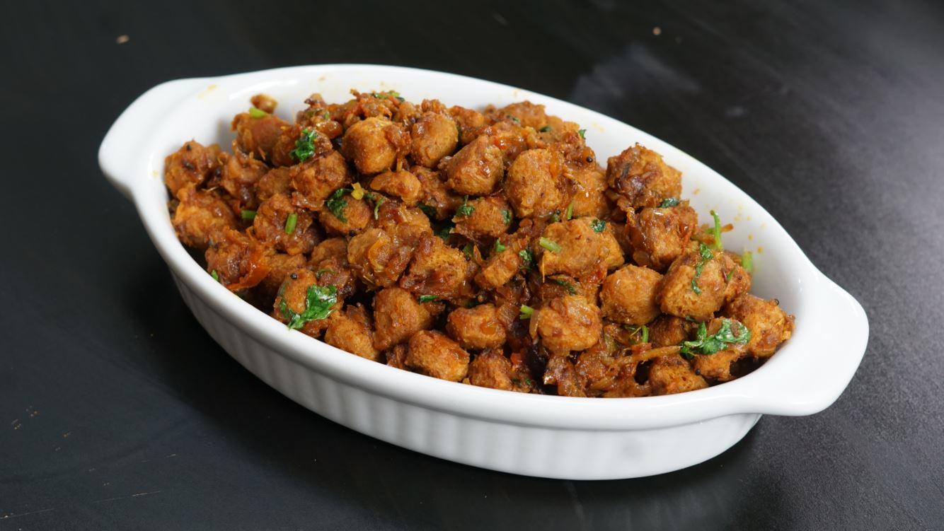 Soya chunks fry meal maker fry recipe steffis recipes soya chunks fry meal maker fry recipe forumfinder Choice Image
