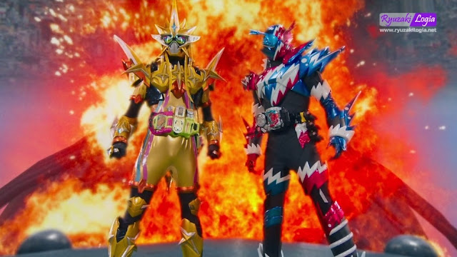 Kamen Rider Heisei Generations Final - Build & Ex-Aid with Legend Riders Subtitle Indonesia