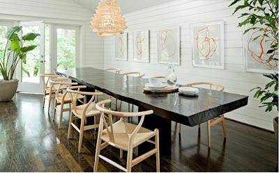 Cách kết hợp giữa sàn gỗ và nội thất tạo phong cách