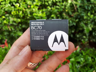 Baterai Motorola BC70 New Original Motorola Razr E6 1000mAh