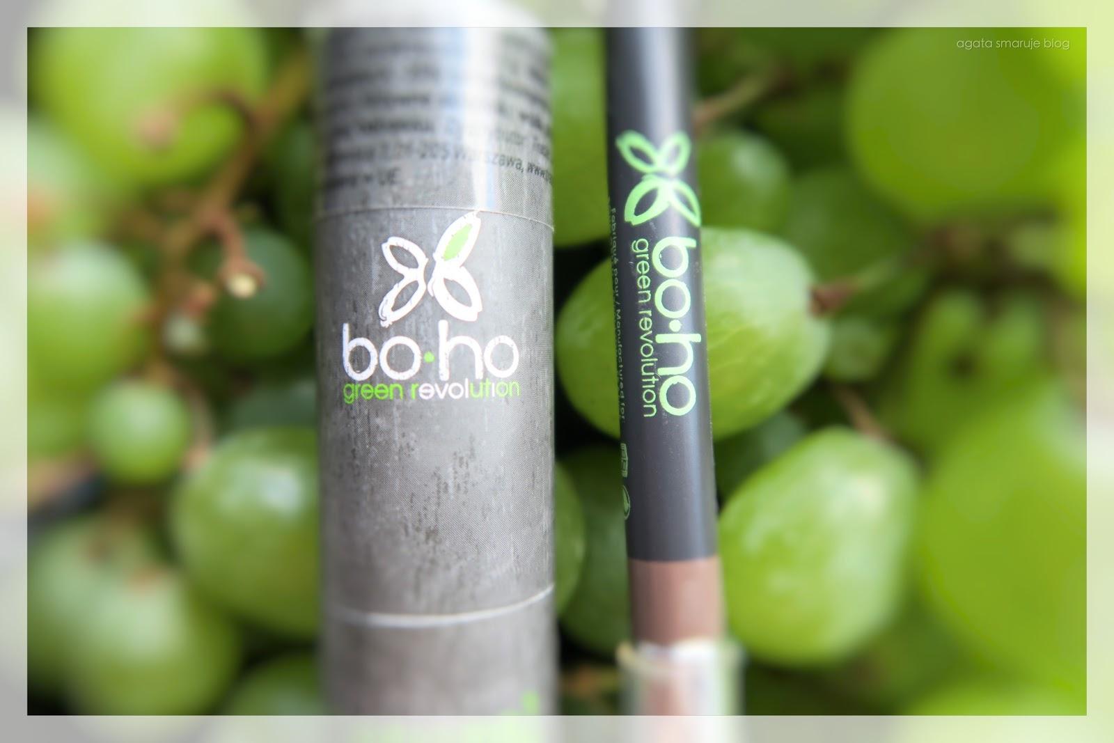 Bo-Ho Green Revolution – kolejne podejście do naturalnego makijażu