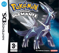 Pokemon Diamante, Español, mega